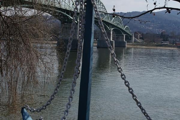 Pohľad na Dunaj