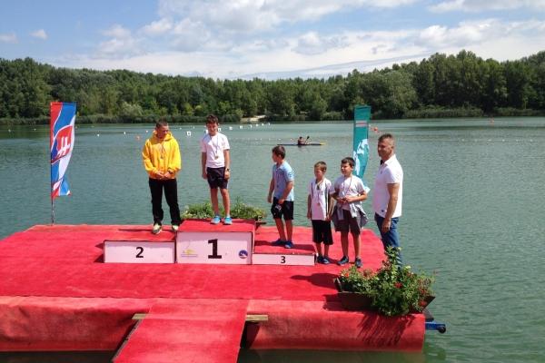 Majstrovstvá Slovenska Zemnik 2016